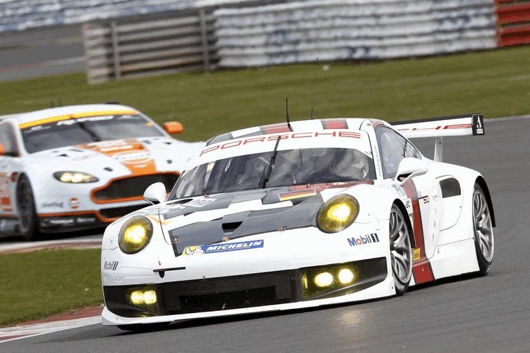 2013 Porsche 911 ( 991 ) RSR - WEC - Silverstone 381823