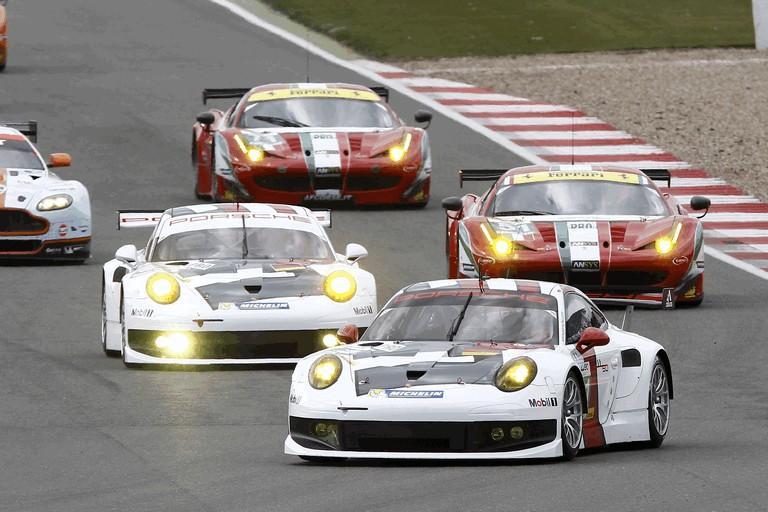 2013 Porsche 911 ( 991 ) RSR - WEC - Silverstone 381826
