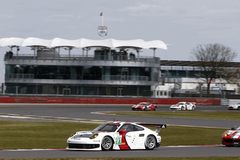 2013 Porsche 911 ( 991 ) RSR - WEC - Silverstone 381829