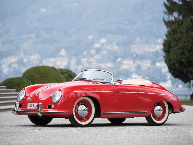 1955 Porsche 356 Speedster by Reutter 381675