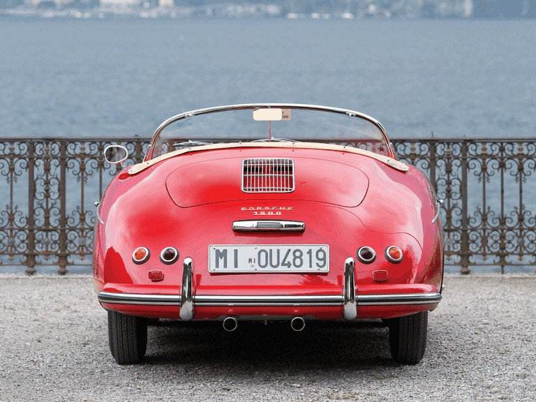 1955 Porsche 356 Speedster by Reutter 381680