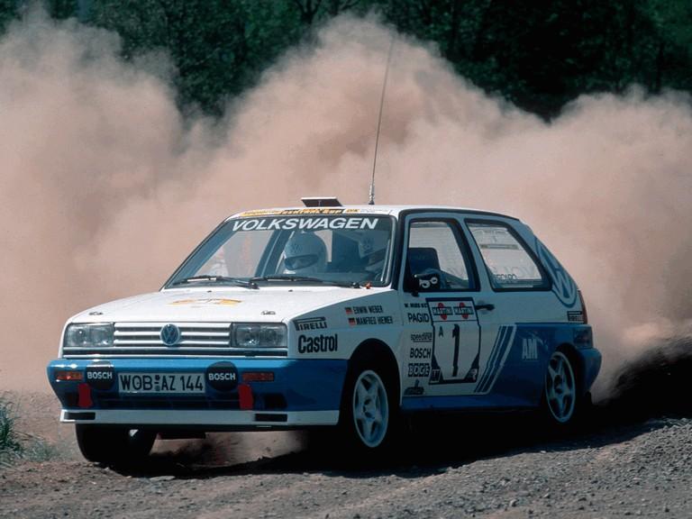 1990 Volkswagen Golf Rallye G60 rally car 381726