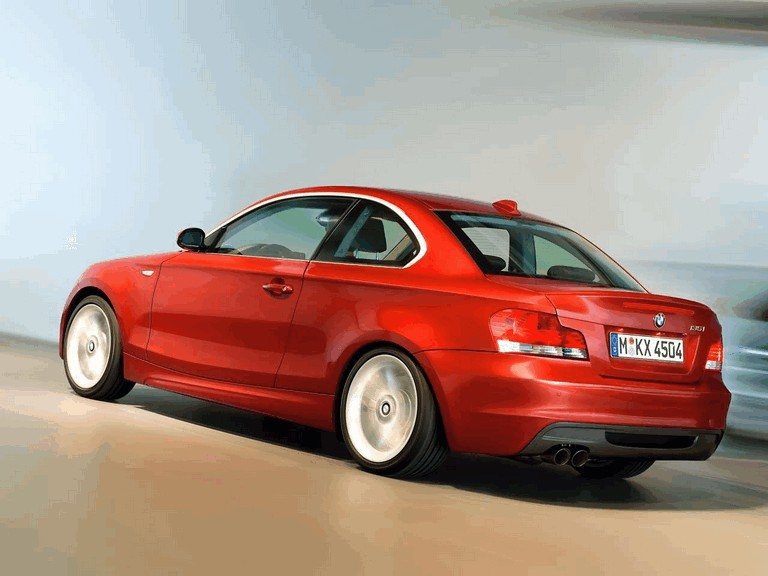 2007 BMW 135i coupé 217816