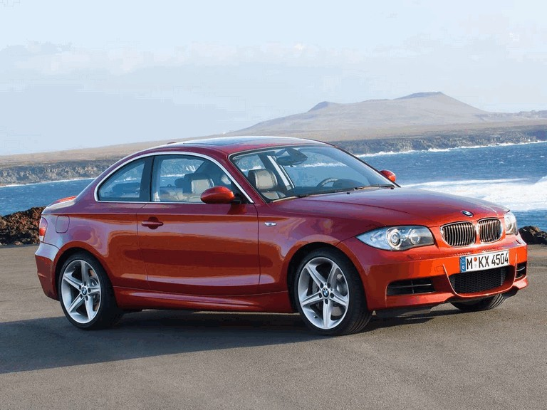 2007 BMW 135i coupé 217822