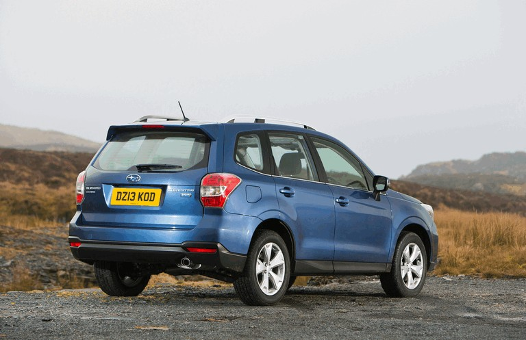 2013 Subaru Forester XT - UK version 381984