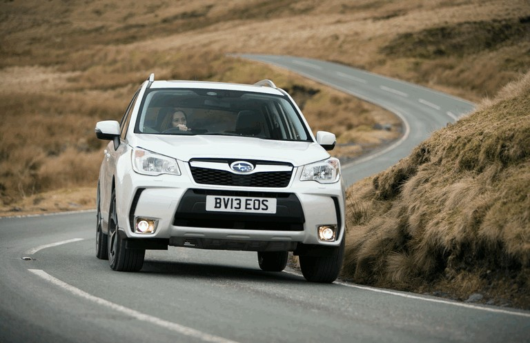 2013 Subaru Forester XT - UK version 382000