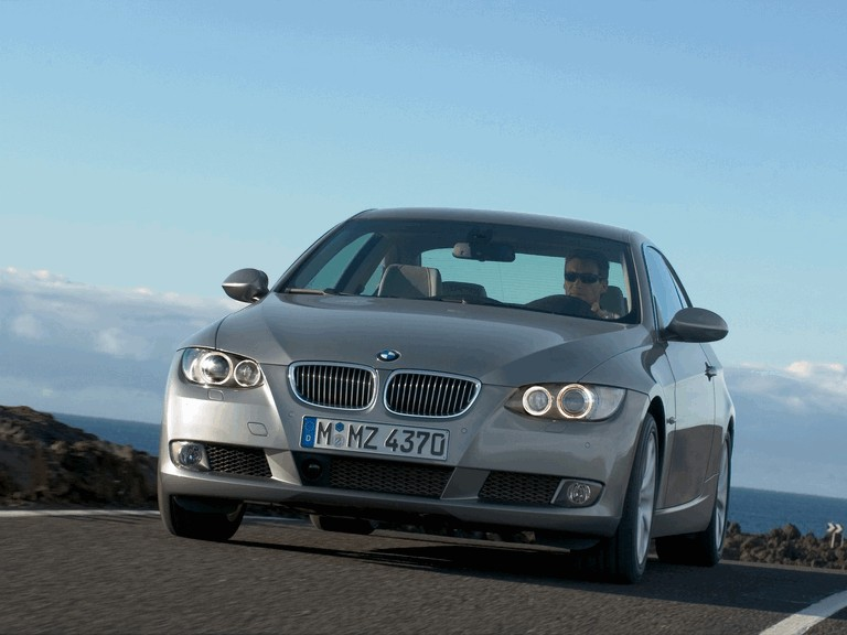 2007 BMW 335i coupé 217882