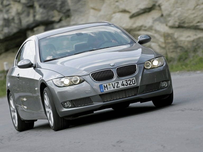 2007 BMW 335i coupé 217937