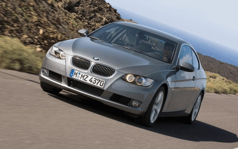 2007 BMW 335i coupé 217962
