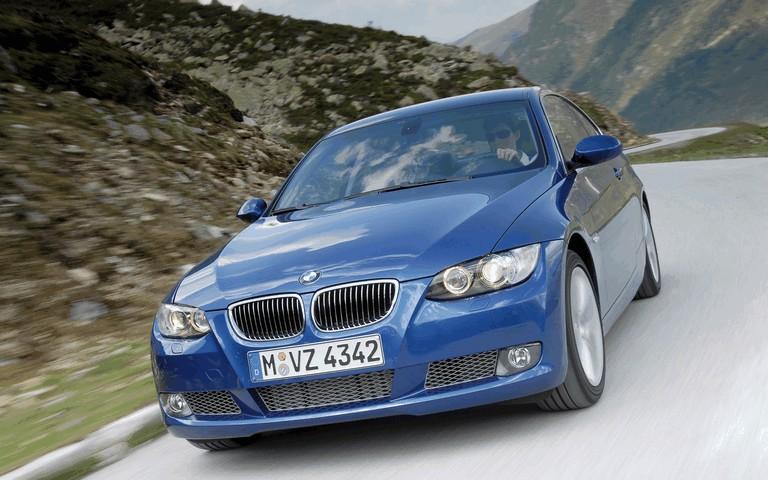 2007 BMW 335i coupé 217992