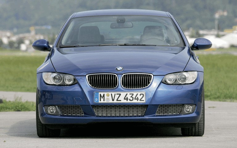 2007 BMW 335i coupé 218014