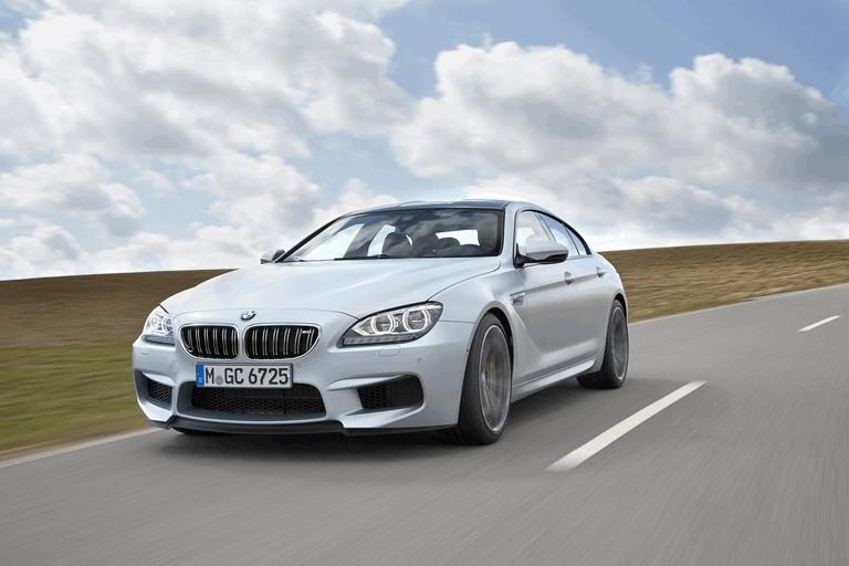 2013 BMW M6 Gran Coupé 382393
