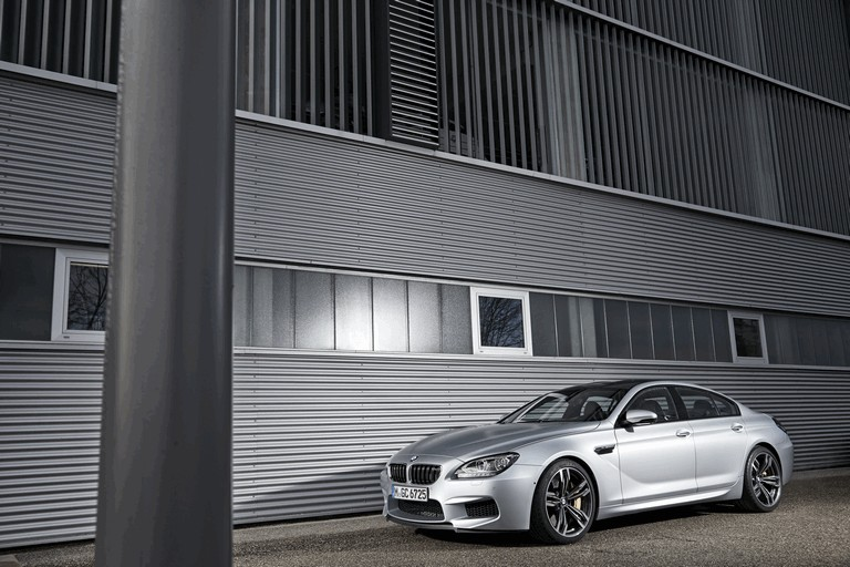 2013 BMW M6 Gran Coupé 382438