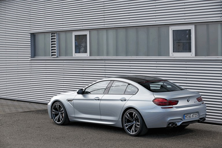 2013 BMW M6 Gran Coupé 382445