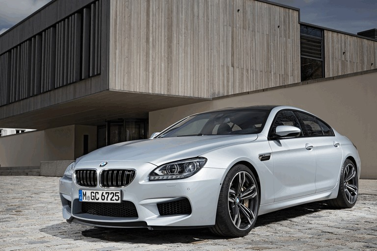2013 BMW M6 Gran Coupé 382453