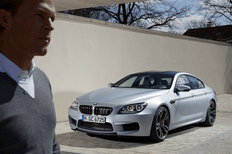 2013 BMW M6 Gran Coupé 382459