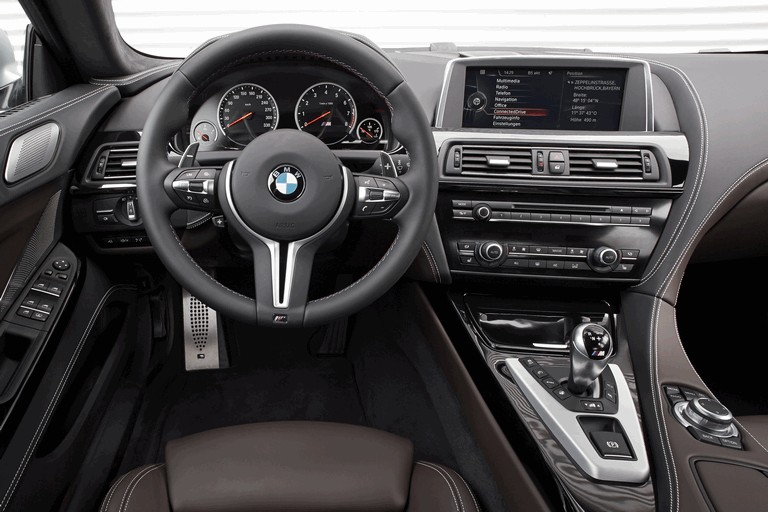 2013 BMW M6 Gran Coupé 382490