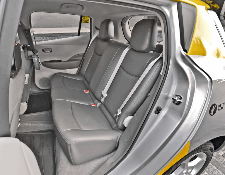2013 Nissan Leaf - New York City Taxi 382566