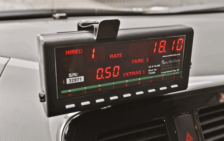 2013 Nissan Leaf - New York City Taxi 382569