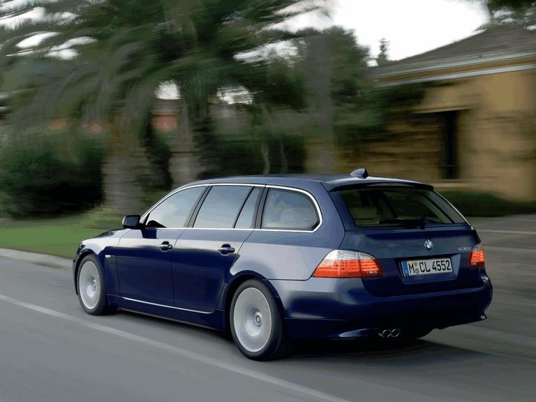2007 BMW 530i touring 218105