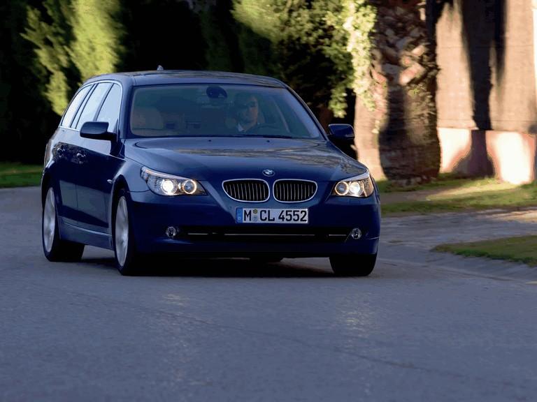 2007 BMW 530i touring 218108