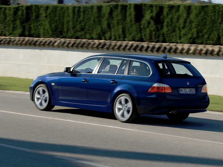 2007 BMW 530i touring 218112