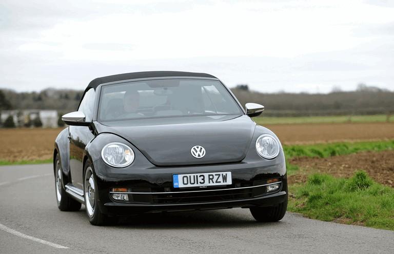2013 Volkswagen Beetle cabriolet 50s edition - UK version 383637