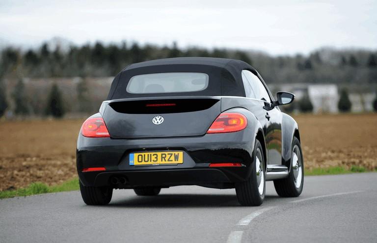 2013 Volkswagen Beetle cabriolet 50s edition - UK version 383642