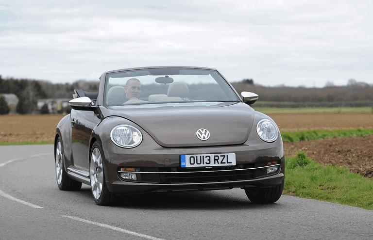 2013 Volkswagen Beetle cabriolet 70s edition - UK version 383674