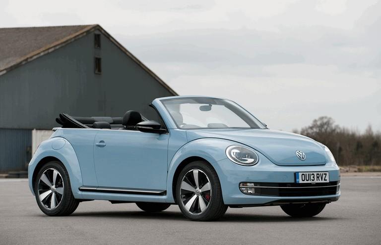 2013 Volkswagen Beetle cabriolet sport - UK version 383687