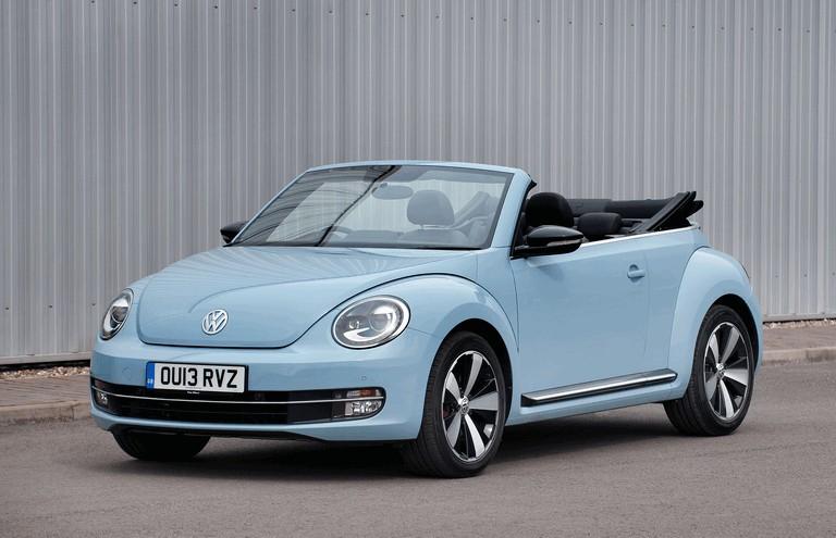 2013 Volkswagen Beetle cabriolet sport - UK version 383688