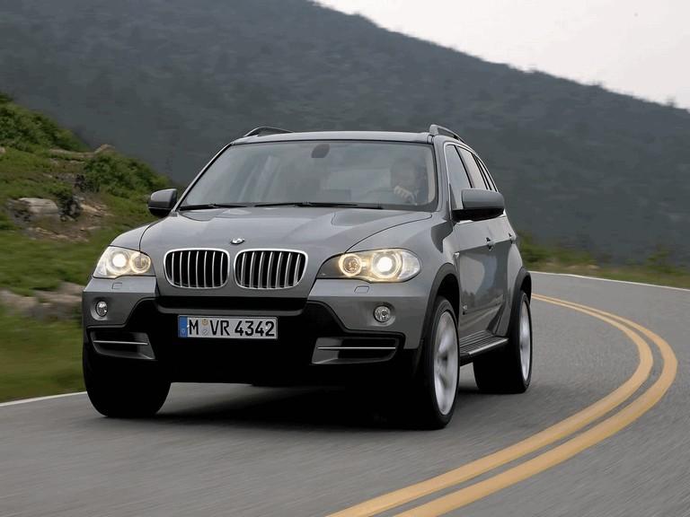 2007 BMW X5 4.8i 218333