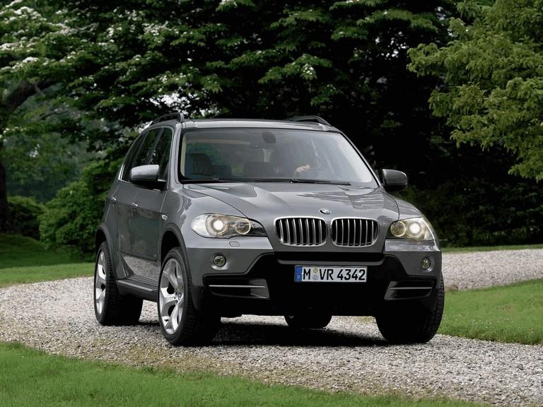2007 BMW X5 4.8i 218341
