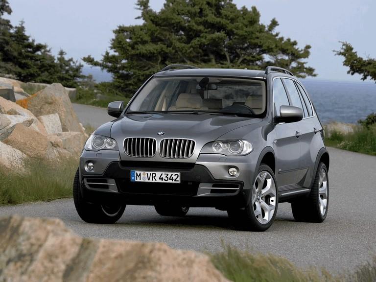 2007 BMW X5 4.8i 218347