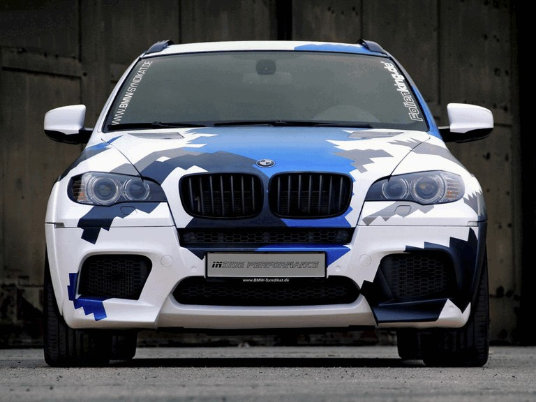 2013 BMW X6 ( E71 ) M Stealth By Inside Performance 383770
