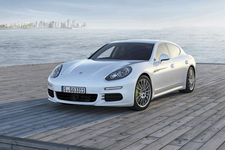 2013 Porsche Panamera S E-Hybrid 383777