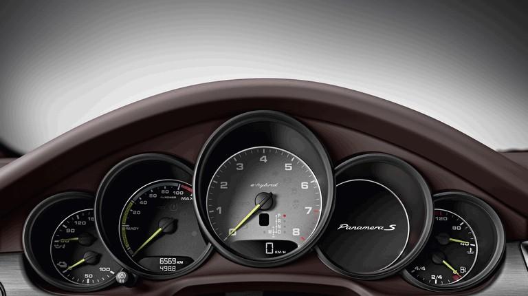 2013 Porsche Panamera S E-Hybrid 383778