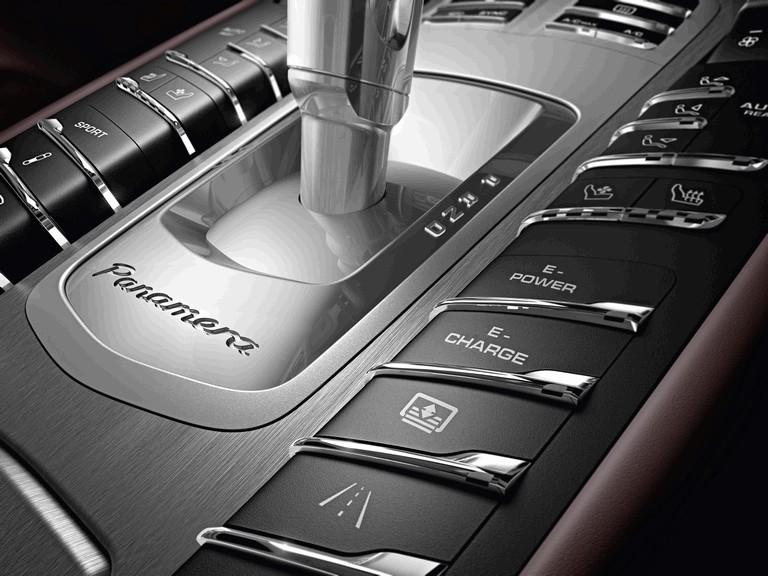 2013 Porsche Panamera S E-Hybrid 383779