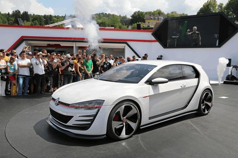 2013 Volkswagen Design Vision GTI 384062