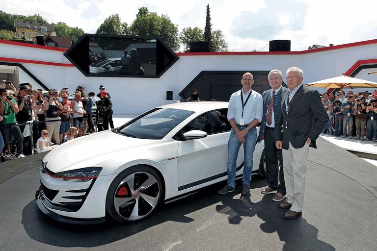 2013 Volkswagen Design Vision GTI 384063