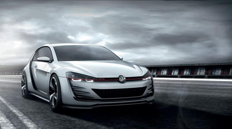 2013 Volkswagen Design Vision GTI 384066