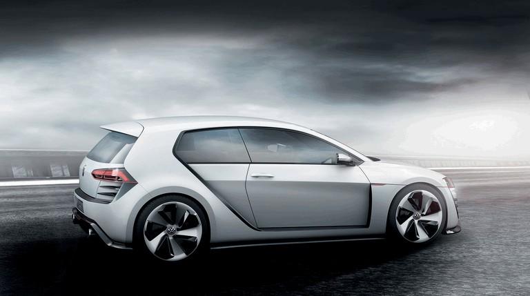 2013 Volkswagen Design Vision GTI 384069