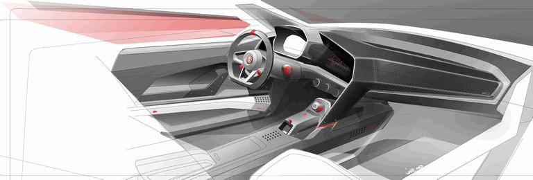 2013 Volkswagen Design Vision GTI 384070