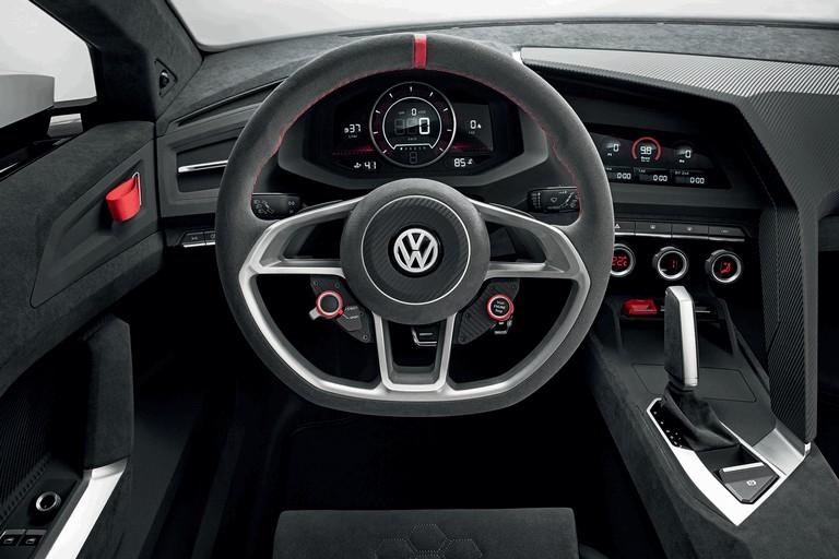 2013 Volkswagen Design Vision GTI 384077