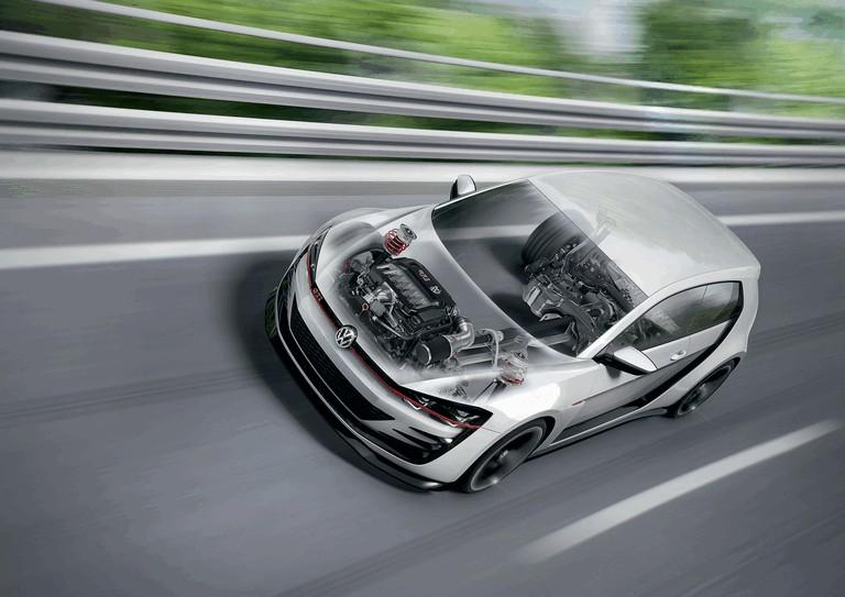2013 Volkswagen Design Vision GTI 384078