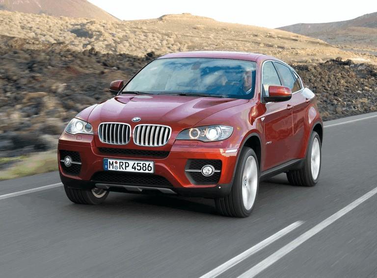 2007 BMW X6 Sports Activity Coupé 218398