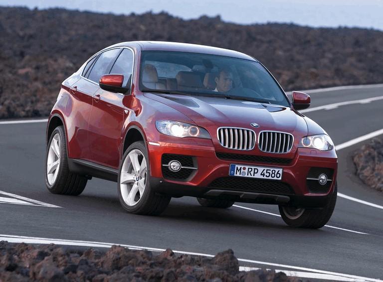 2007 BMW X6 Sports Activity Coupé 218399