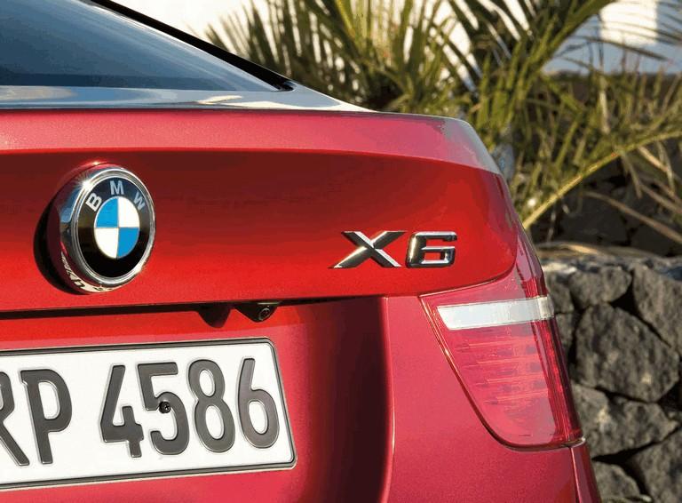 2007 BMW X6 Sports Activity Coupé 218422