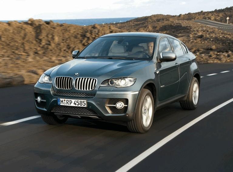 2007 BMW X6 Sports Activity Coupé 218426