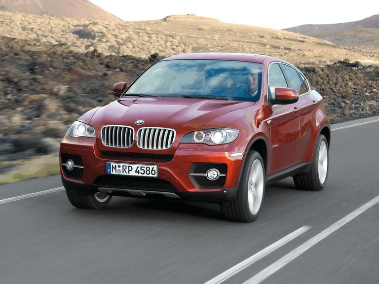 2007 BMW X6 Sports Activity Coupé 218458